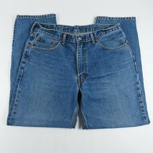 Levis 550 Mens Jeans Size 36x30 Relaxed Fit Light